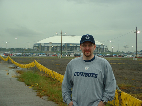 Me and Texas Stadium