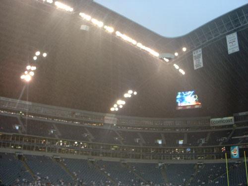 Dome Rain
